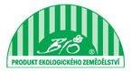 Produkt biologického zemědělství logo