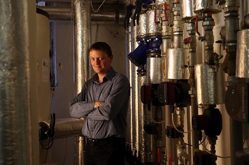 Miroslav Semrád ze společnosti OnSite Power