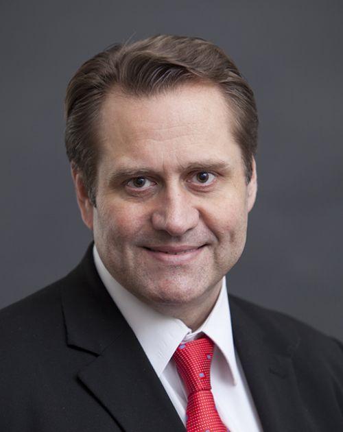 Tomáš Rousek - CzechTrade Mumbaí