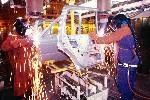 Český průmysl láme rekordy, výrazně rostlo také zdecimované stavebnictví