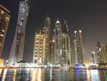 Dubaj mrakodrapy