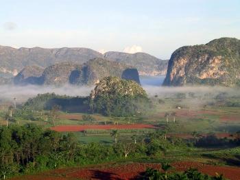 Kuba příroda