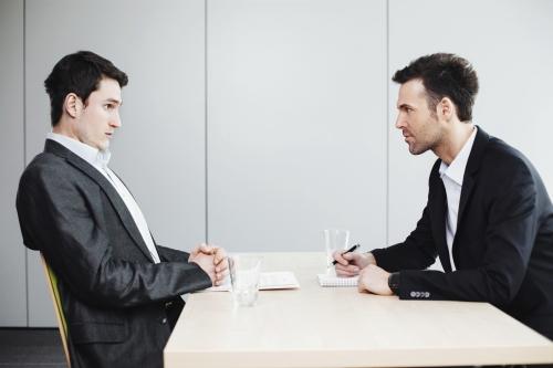 pracovní pohovor, respekt