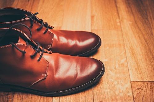 Důraz je kladen i na čisté boty.