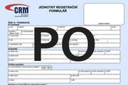 Pokyny pro vyplnění Jednotného registračního formuláře pro právnické osoby