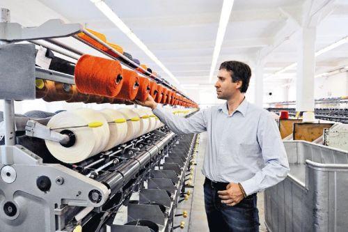 Firma Grund se specializuje na koupelnový textil a přes několik hodně špatných zkušeností se zahraničními partnery nyní plánuje expanzi do USA. Zdroj: Archiv MF