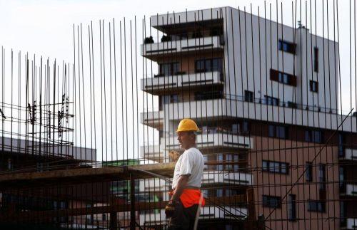 Stavebnictví, ilustrační foto. Zdroj: Martin Pinkas/Euro