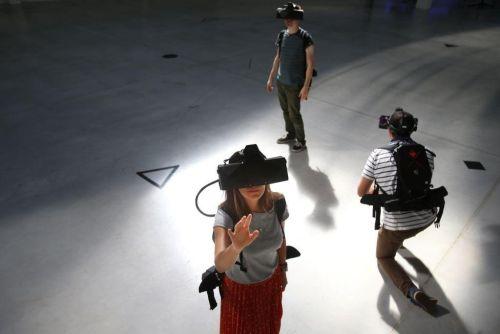 Virtuální realita, ilustrační foto. Autor: Martin Pinkas/Euro