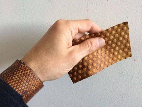 Umělá kůže z podhoubí, autor: MycoWorks