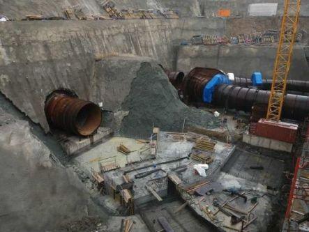 Energo-Pro staví v Turecku dvě přehrady s vodní elektrárnou. Autor: David Tramba/Euro