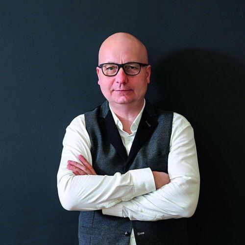 Šéf evropské části globální realitní organizace CRE Tomáš Ctibor. Zdroj: Tomáš Novák/Euro