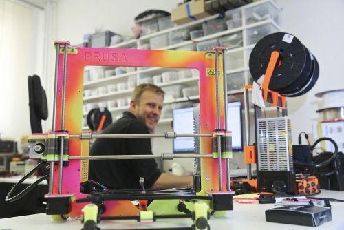 3D tisk, ilustrační foto. Zdroj: Tomáš Novák