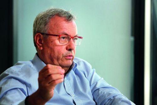 Šéf Hospodářské komory Vladimír Dlouhý, autor: Hynek Glos