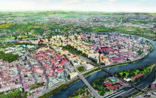 Pražské Bubny, zdroj: archiv Euro