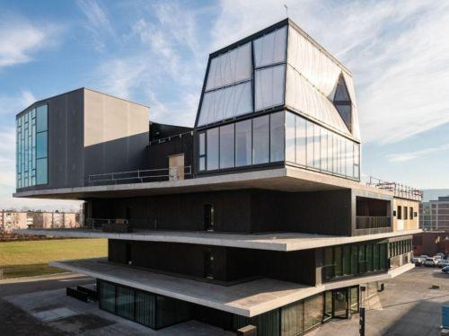 Dům budoucnosti DFAB, autor: ETH/Roman Keller