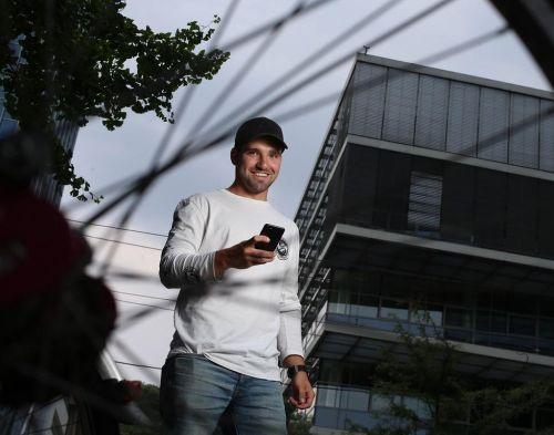 Jiří Diblík - vývojář mobilních aplikací, programátor robotů, autor: Martin Pinkas