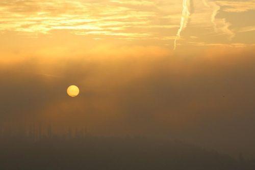 Znečištěné ovzduší, ilustrační foto. Autor: Tomáš Novák/Euro