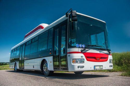 Autobus SOR NBG od společnosti SOR Libchavy. Zdroj: SOR Libchavy
