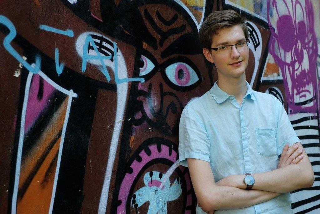 Adam Skokan, autor: Hynek Glos/Euro