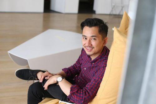 Vu Hoang Anh, spoluzakladatel firmy Avocode, autor: Hynek Glos/Euro
