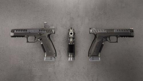 Pistole Alien, ilustrační foto. Autor: Laugo Arms Czechoslovakia