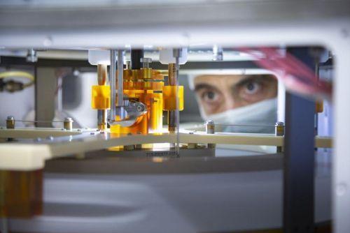 Nová továrna Bosch na výrobu čipů u Drážďan, Zdroj: Bosch