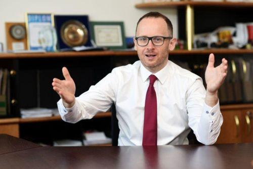 Generální ředitel a předseda představenstva státní pojišťovny Jan Procházka, foto: PROTEXT ČTK