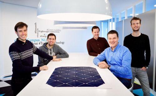 Zakladatelé firmy Lightyear. Autor: Lightyear/ Bart van Overbeeke