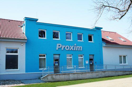 Sídlo rodinné firmy Proxim. Foto: Proxim