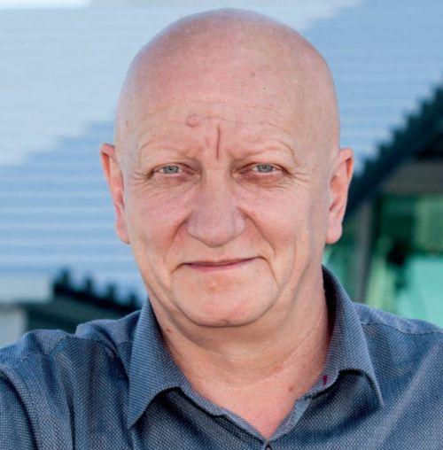 Rektor ČVUT Vojtěch Petráček. Foto: Jakub Hněvkovský