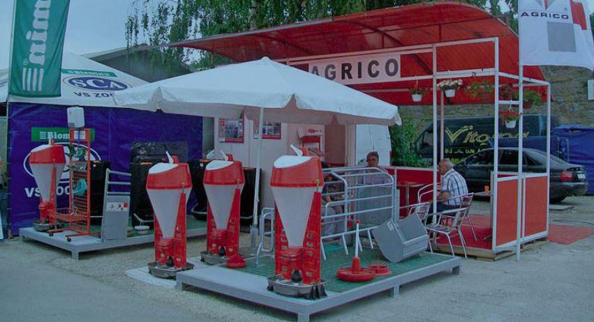 Srbové dokážou ocenit českou kvalitu, firma Agrico je toho důkazem