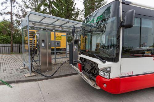 Projekt Cirkulární doprava v Brně vyhrál v soutěži E.ON Energy Globe v kategorii Firma