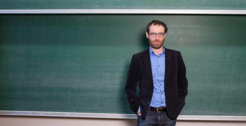 Vědec v oblasti umělé inteligence Michal Pěchouček z Katedry počítačů Elektrotechnické fakulty ČVUT. Zdroj: Michal Pěchouček