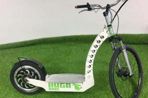 Ilustrační foto, zdroj: Hugo Bike