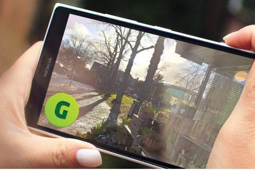 geofun aplikace mobil