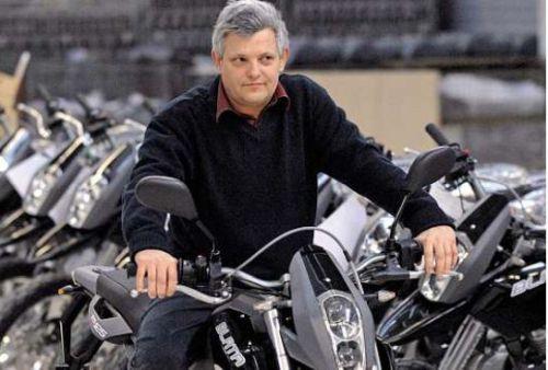 motorky Blata