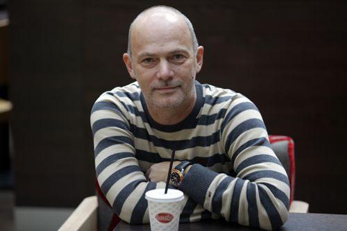 Jan Janák, zakladatel kavárenské sítě CrossCae. Foto:CrossCafe