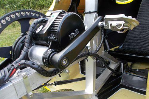 pedal velomobil katanga