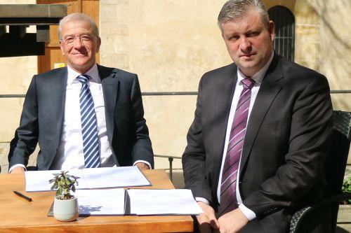 Smlouva o spolupráci mezi Platformou CEEInno a Platform Industrie 4.0 Österreich