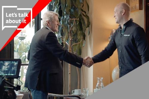 Let's talk about it s Josefem Jančářem na téma plasty a doba plastová