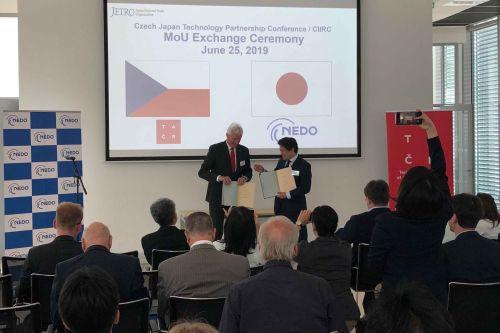 Čeští a japonští výzkumníci spojili své síly