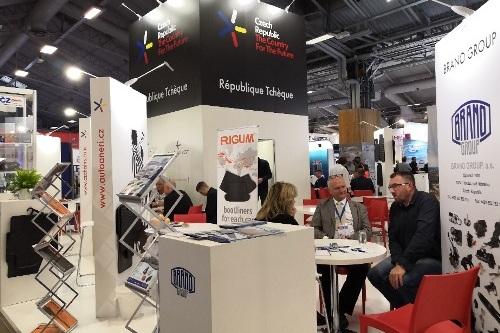 Česká republika se představila na mezinárodním veletrhu EQUIP AUTO 2019 ve Francii