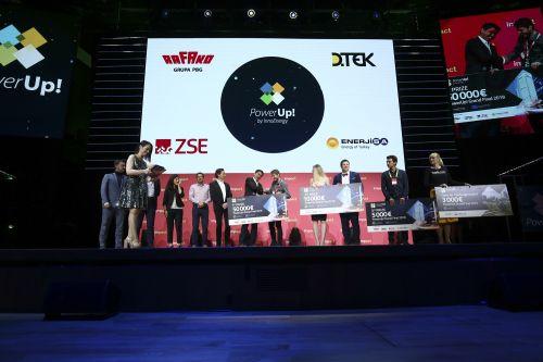 Danubia NanoTech vyhrála velké finále PowerUp! 2019