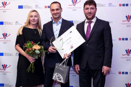 Stát ocenil nejlepší podnikatelské projekty za rok 2019 podpořené z evropských dotací