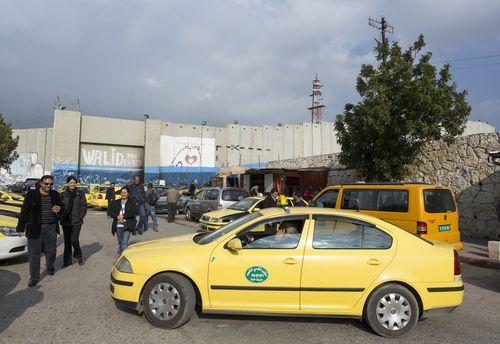 Vozy Škoda ve službách izraelských taxislužeb. Foto kredit: posztos / Shutterstock.com