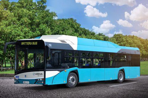 Elektrobus ze Škoda Transportation pro Nové Zámky. Foto: Škoda Electric