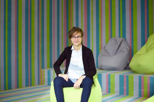 Alexandra Šulcová, zakladatelka startupu Alexýr. Foto: Alexýr