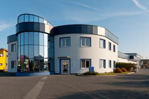 Kolínské sídlo společnosti Boom Tisk. Foto: Boom Tisk