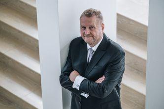 Vladimír Velebný, zakladatel a předseda představenstva společnosti Contipro. Foto: Contipro