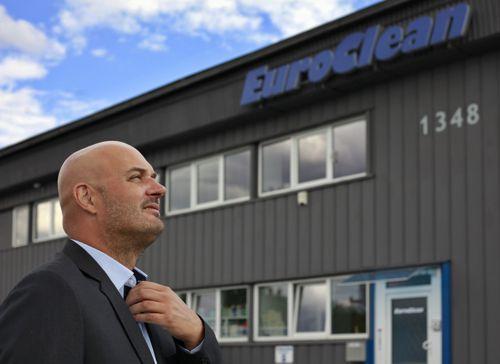 Jaromír Šnajdr, zakladatel EuroClean. Foto: EuroClean